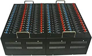 64 Sim Card Slots 3G Modem Pool with Simcom Sim5320 Module 64 Ports USB Interface SMS STK USSD at Command