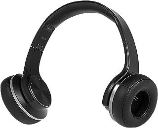 SODO MH5 سماعات بلوتوث 2 في 1 سماعات أذن بتقنية تويست-أوت 4.2 سماعة فوق الأذن 3.5 مم سلكية AUX في وضع حر اليدين مع ميكروفو...