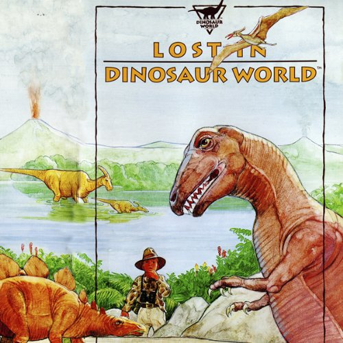 Lost in Dinosaur World cover art