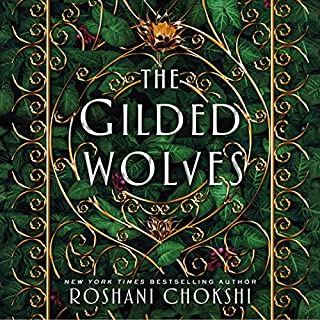 The Gilded Wolves                   By:                                                                                                                                 Roshani Chokshi                               Narrated by:                                                                                                                                 Laurie Catherine Winkel,                                                                                        P. J. Ochlan                      Length: 11 hrs and 55 mins     102 ratings     Overall 3.8