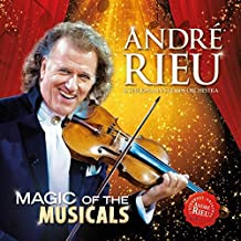 andre rieu magic of the musicals dvd