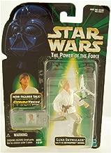 Hasbro Star Wars: Power of The Force CommTech Luke Skywalker Action Figure
