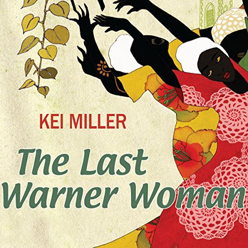 The Last Warner Woman audiobook cover art