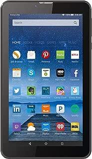IKALL N3 Plus 7 Inch Display Dual Sim Tablet (2GB Ram, 16GB ROM, Black)