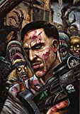 CALL OF DUTY ZOMBIES #6 COVER A Release Date 8/23/17