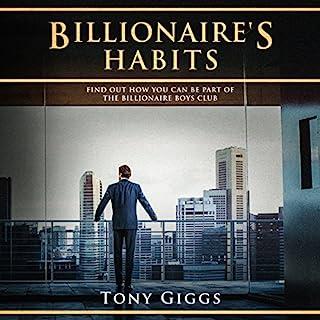 Billionaire Habits audiobook cover art