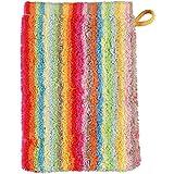 Cawö 7008 Lifestyle Streifen Waschhandschuh 16 x 22 cm 6er