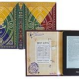 Funda para Kindle Paperwhite con diseño de Harry Potter