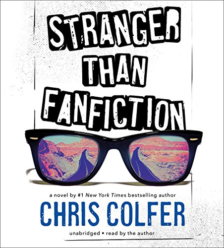 Stranger Than Fanfiction audiobook cover art