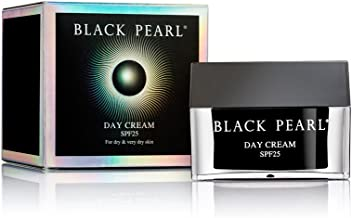Sea of Spa Day Cream SPF 25, For dry or very dry skin ,Non Greasy Day Moisturizer, Hydrating Face Cream for Women, With Black Pearl Powder, Seaweed, And the Dead Sea Minerals, 1.7-Ounce