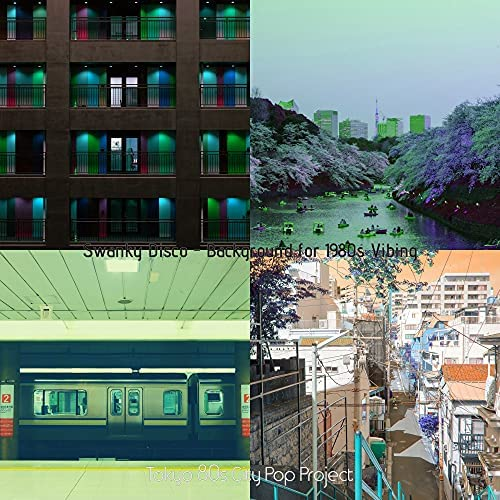 Tokyo 80s City Pop Project