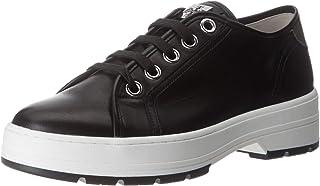 HÖGL Women's Walker Sneaker, Black, 6 UK