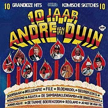 10 Jaar André Van Duin
