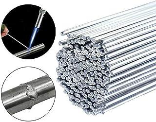 Varillas de soldadura de aluminio de baja temperatura Fácil de fundir para barras de soldadura Alambre tubular (1.6mm, 20pc)