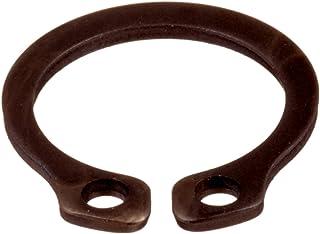 Metric DIN 472 M145 Internal Retaining Ring Spring Steel Phosphated 4 pcs