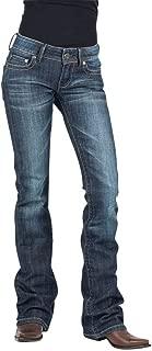 Women's Hollywood Bootcut Jeans - 11-054-0818-0723 Bu