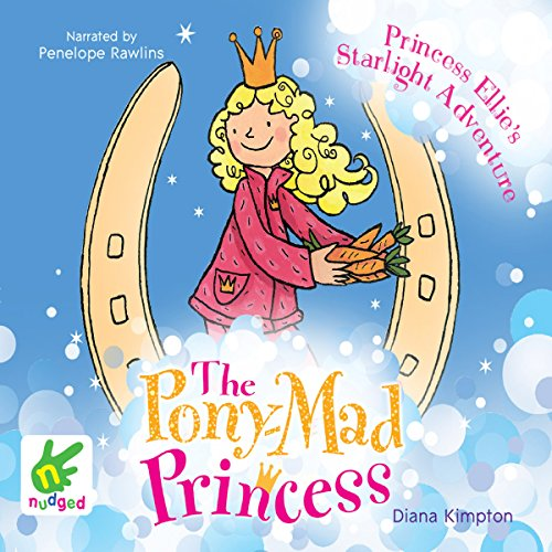 Princess Ellie's Starlight Adventure audiobook cover art