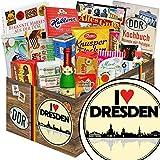 I love Dresden / DDR Geschenke / Dresden Geschenk Männer
