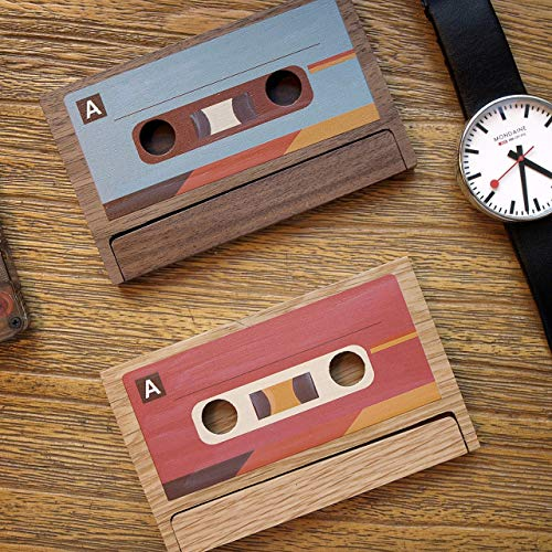 Cassette Business Card Case/Holder