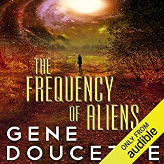 The Frequency of Aliens audiobook cover art