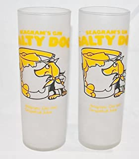 Gin For Salty Dog