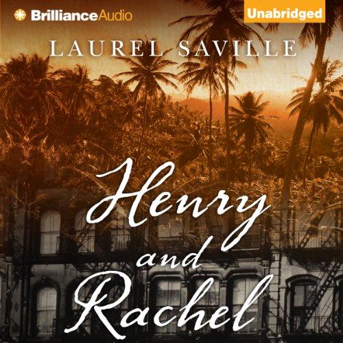 Henry and Rachel audiobook cover art