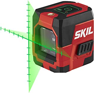 SKIL Self-Leveling Green Cross Line Laser with Projected Measuring Marks - LL932401