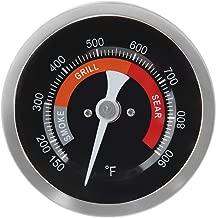 big green egg temperature gauge calibration