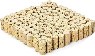 søstre & brødre Lot de 250 bouchons de vin - Fabriqués en UE - Idéaux pour décorer, bricoler - Accessoires de bricolage - ...