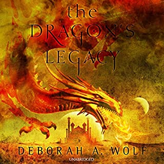 The Dragon's Legacy                   By:                                                                                                                                 Deborah A. Wolf                               Narrated by:                                                                                                                                 Natalie Naudus                      Length: 18 hrs and 40 mins     1 rating     Overall 4.0
