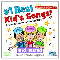 #1 Best Kid's Songs!
