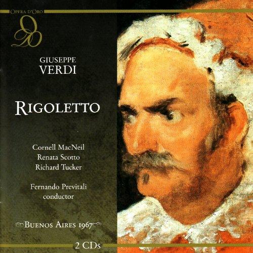 Rigoletto: Act One,