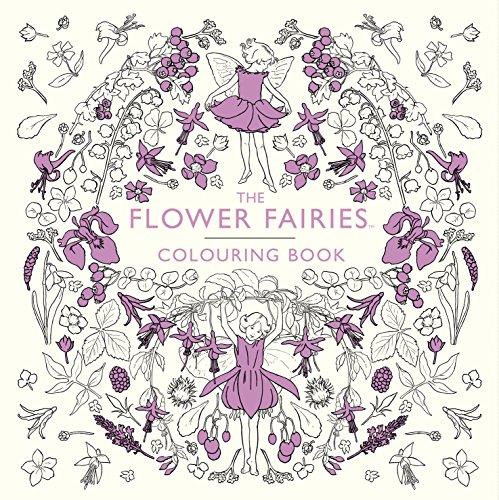 The Flower Fairies Colouring Book (Colouring Books)
