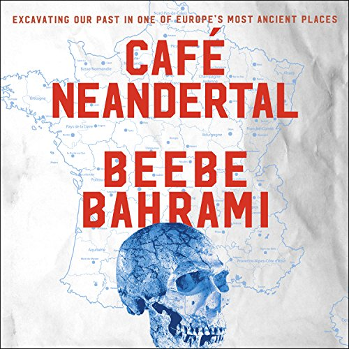 Cafe Neandertal audiobook cover art