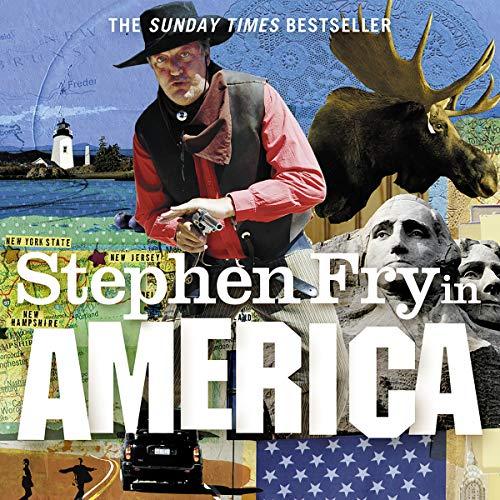 Stephen Fry in America cover art