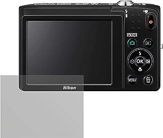 dipos I 6X Schutzfolie matt kompatibel mit Nikon Coolpix S2800 Folie Displayschutzfolie