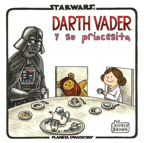 Star Wars Vader y su princesita (Star Wa...
