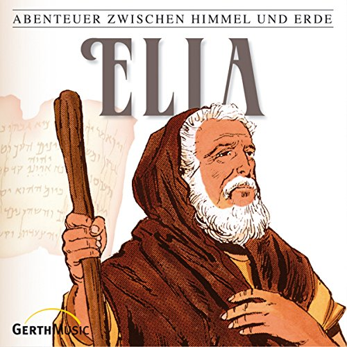 Elia audiobook cover art