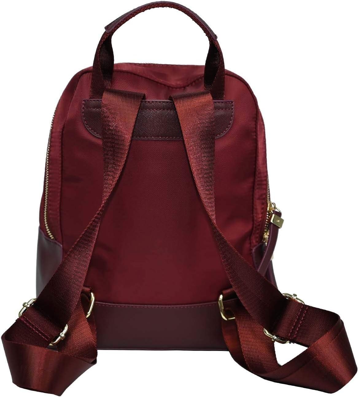 Sansibar Backpack Olive Berry