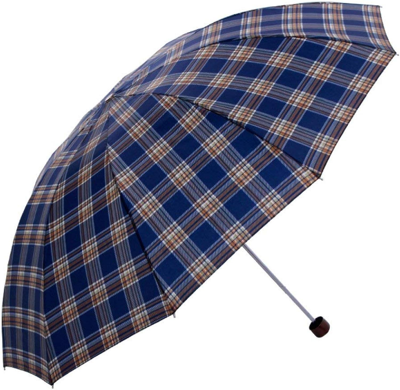 POLBB Umbrella Parasol Foldable Portable Windproof Business Unisex, A Variety Of Design Options (Design   C)