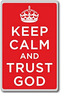 Best keep calm and trust god quotes Reviews