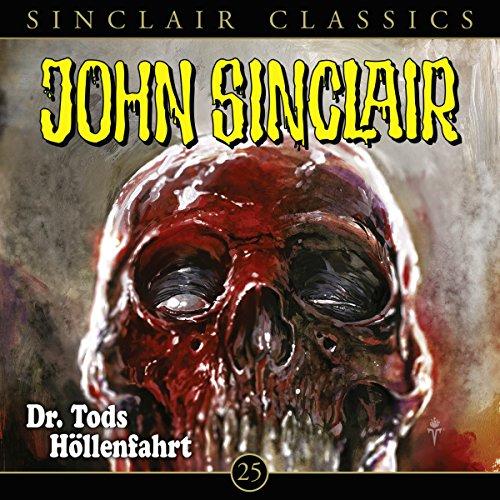 Dr. Tods Höllenfahrt audiobook cover art