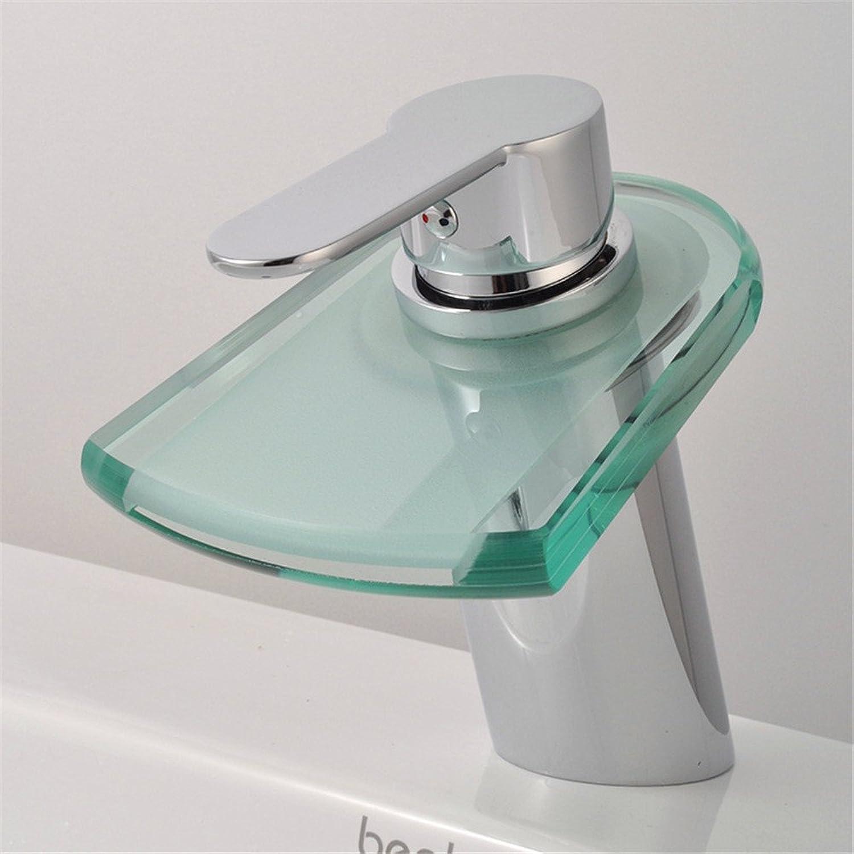 LaLF Europischer Wasserhahn Waschbecken Wasserhahn Bad Einseitige Waschbecken Mischbatterie Waschbecken Wasserhahn