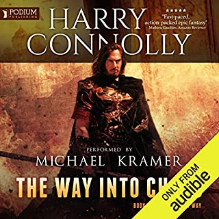 The Way into Chaos audiobook cover art