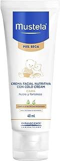 Mustela Crema Facial Nutritiva para Piel Seca, 40 ml
