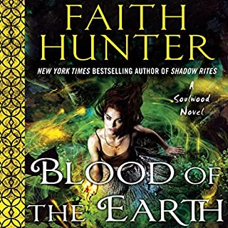 Blood of the Earth cover art