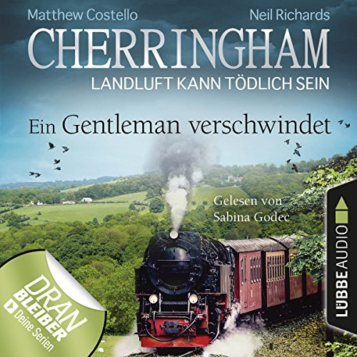 Ein Gentleman verschwindet audiobook cover art