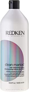 Redken Hair Cleansing Cream Shampoo, 33.8 Ounce