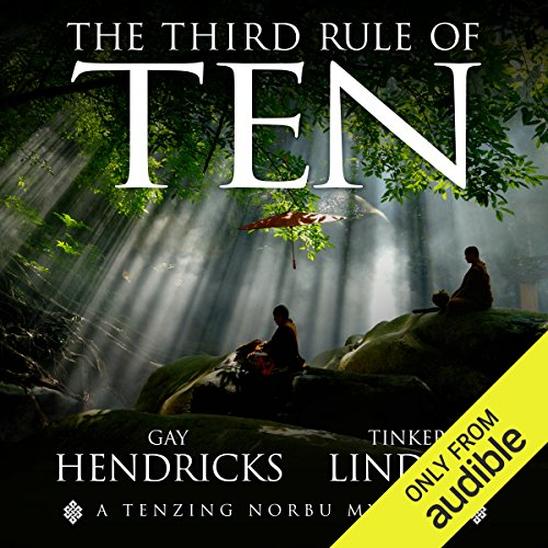 The Third Rule of Ten audiobook cover art