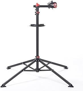 サンワダイレクト 自転車メンテナンススタンド 高さ調節 角度調節 工具トレー付 ディスプレイスタンド 800-BYWST1 / 800-BYWST2